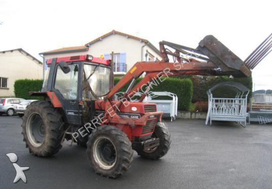 photos tracteur agricole case ih case ih 845 xl occasion 1380347. Black Bedroom Furniture Sets. Home Design Ideas