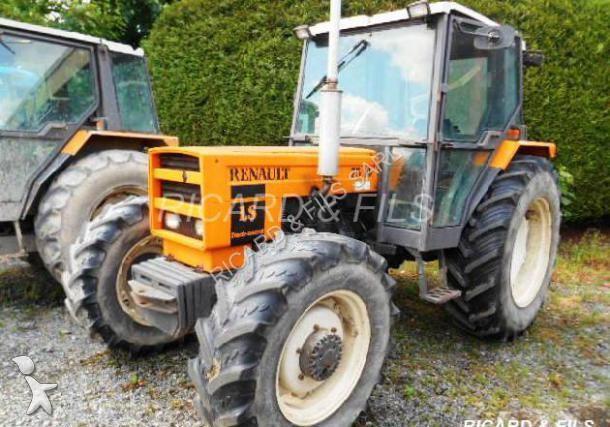 photos tracteur agricole renault tracteur agricole renault 75 14 occasion 1388180. Black Bedroom Furniture Sets. Home Design Ideas