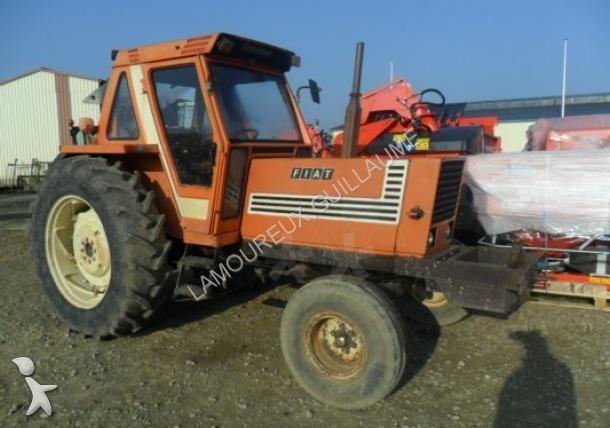 photos tracteur agricole fiat fiat 980 12 occasion 1404697. Black Bedroom Furniture Sets. Home Design Ideas