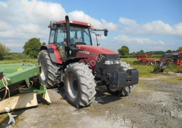 Tracteur agricole case ih mxm 155 occasion n 1409232 for Case agricole