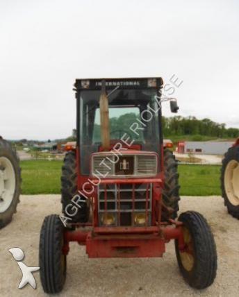 photos tracteur agricole case ih case ih 645 h occasion 1420321. Black Bedroom Furniture Sets. Home Design Ideas