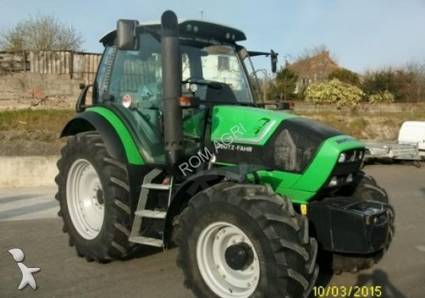 tracteur agricole occasion deutz fahr nc agrotron ttv 420 annonce n 1390120. Black Bedroom Furniture Sets. Home Design Ideas