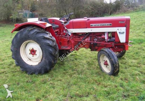 Tracteur agricole case ih 353 occasion n 1407450 for Case agricole