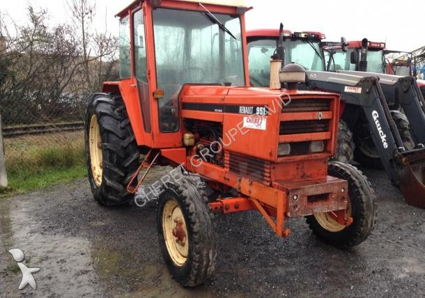tracteur agricole renault 951 occasion n 1549606. Black Bedroom Furniture Sets. Home Design Ideas