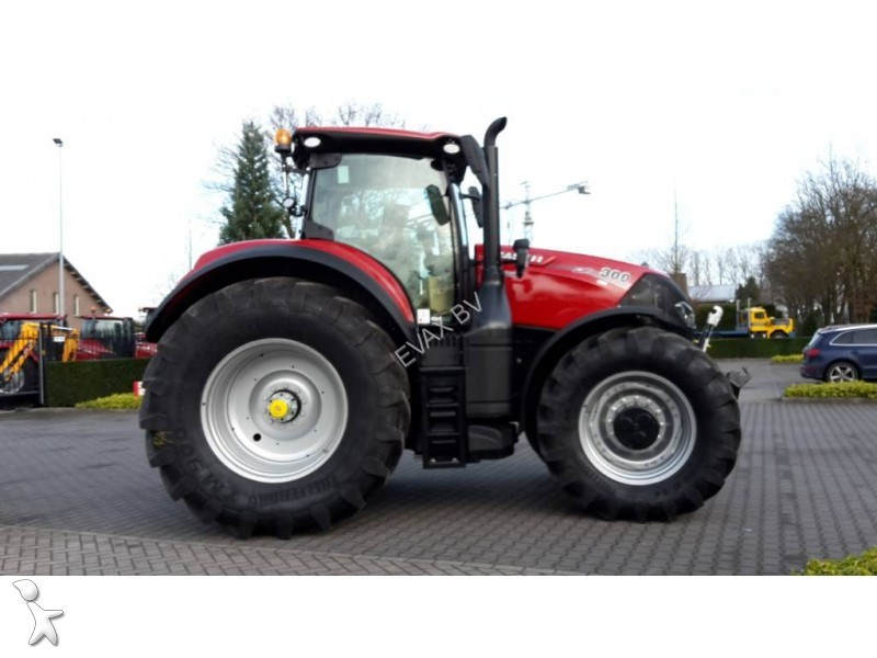 Tracteur agricole nc case ih optum 300 cvx neuf n 1868902 for Case agricole