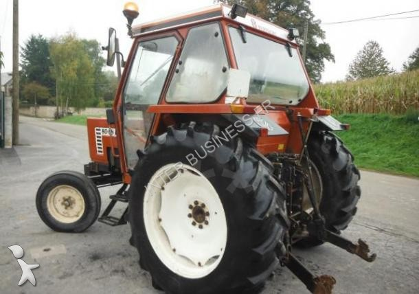 photos tracteur agricole fiat fiat 80 88 occasion 1529541. Black Bedroom Furniture Sets. Home Design Ideas