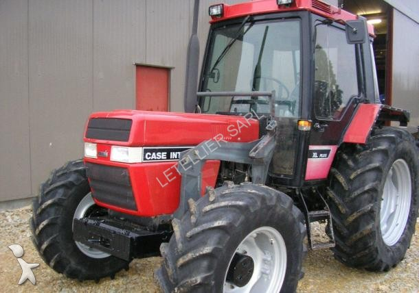 Tracteur agricole case ih 845 xl occasion n 1612350 for Case agricole