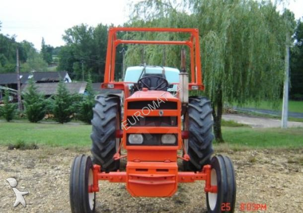 tracteur agricole occasion renault nc 551 arceau annonce n 1533193. Black Bedroom Furniture Sets. Home Design Ideas