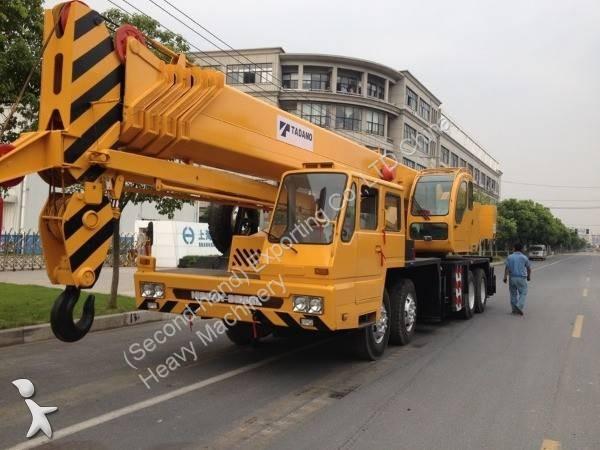 Аренда спецтехники: автокраны от 14 до 32 тонн