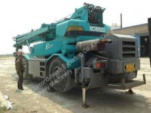 used Kobelco self-erecting crane
