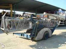 used Terex self-erecting crane