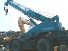 Komatsu mobile crane