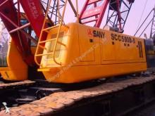 Sany Used SANY 50Tons Crawler Crane