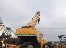 used Kato mobile crane