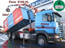 gebrauchter Scania Autokran