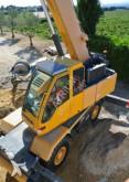used Marchetti mobile crane