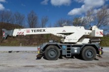 dźwig samojezdny Terex używany