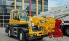 dźwig samojezdny Kato nowy