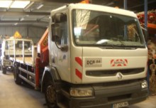 grue mobile Renault occasion