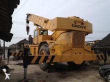 used Grove self-erecting crane
