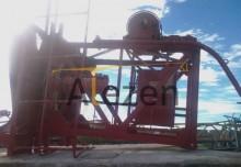 grúa de torre Pingon usada