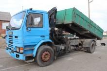 grue mobile Scania occasion