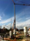 used San Marco self-erecting crane