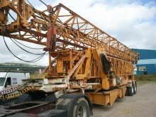 used Cadillon self-erecting crane