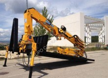used Effer mobile crane