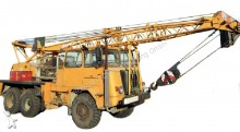 used Star mobile crane