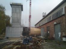dźwig wieżowy Peiner używany