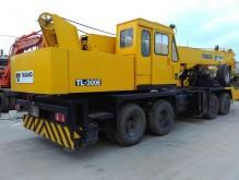 used Tadano self-erecting crane