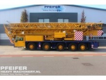 Spierings SK598-AT5 8000 kg Capacity, 48m Flight, Lifting