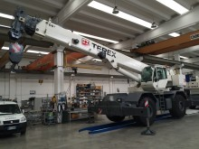 used Terex Bendini mobile crane