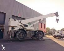 used Terex self-erecting crane