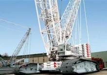 used Terex Demag crawler crane