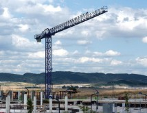 new tower crane
