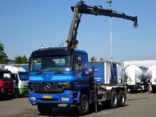 used Mercedes mobile crane