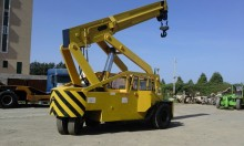 used Ormig mobile crane