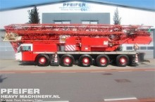 Spierings SK599-AT5 9000 kg Capacity, 50m Flight, Lifting