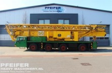Spierings SK488-AT4 8000 kg Capacity, 40m Flight, Lifting