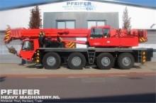 Faun ATF 70-4 8x6x8 Drive, 70t Capacity, 40.5m Boom,