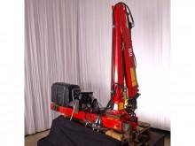 used HMF mobile crane