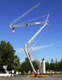 used Saez self-erecting crane