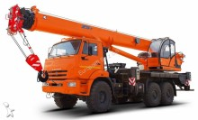 Kamaz 6x6 25 tons
