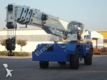 used Manotti mobile crane