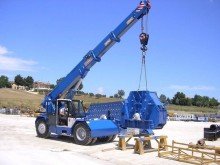 Valla Polan 33tm-4 ,T0164, 1725 crane