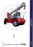 Bencini SP260 crane