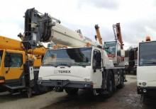 used Terex mobile crane