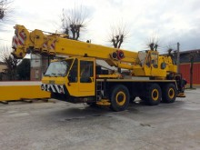 used Corradini mobile crane
